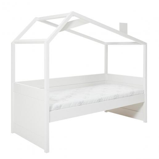 Cool Kids Tagesbett mit Hüttendach Ohne Schubladen | ohne