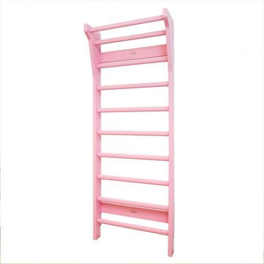 FitWood Kletterwand UPPLYFT Mini Pink
