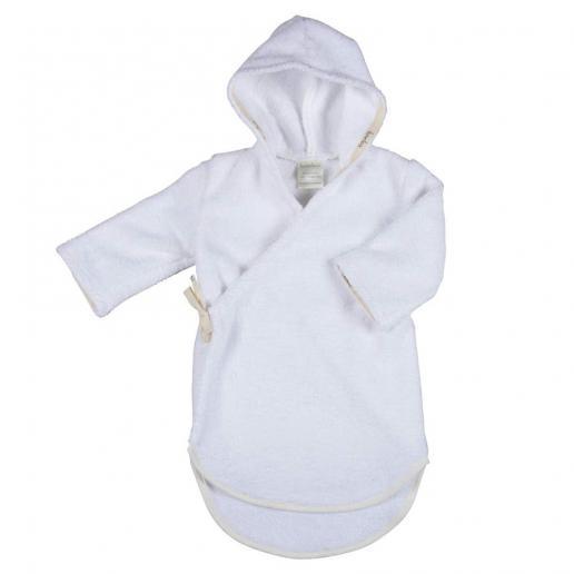 Koeka Baby Bademantel Venice Weiß 74/ 80