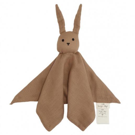 Konges Slojd Schmusetuch Häschen Sleepy Rabbit Mandel