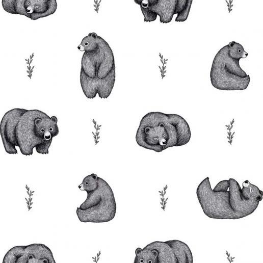 Lilipinso Vlies Tapete Bären