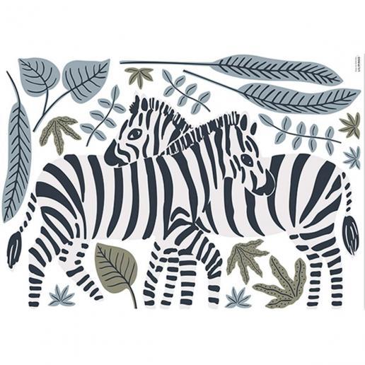 Lilipinso Wandsticker Zebras XL