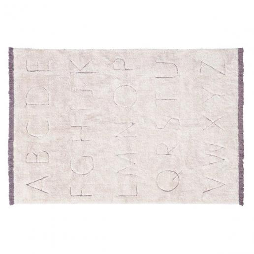 Lorena Canals Teppich RugCycled ABC 140 x 200 cm