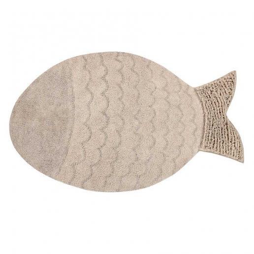 Lorena Canals Waschbarer Teppich Big Fish