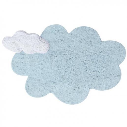Lorena Canals Waschbarer Teppich Puffy Dream Blue