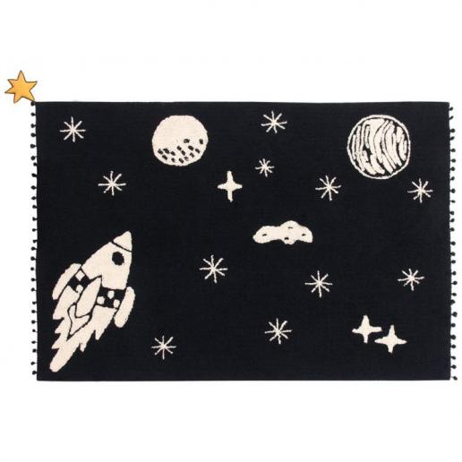 Lorena Canals Waschbarer Teppich Universe