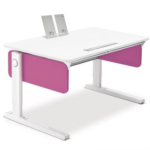 Moll Champion Style Front Up Schreibtisch pink