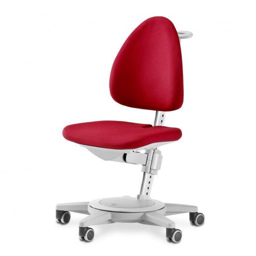 Moll Schreibtischstuhl Maximo grau Rot