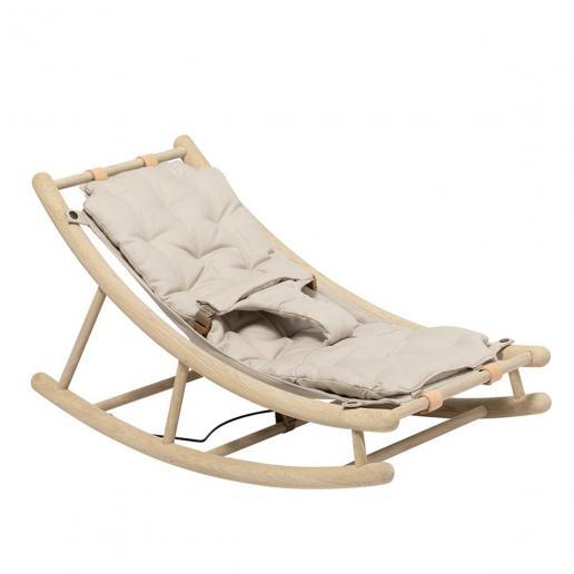 Oliver Furniture Baby- und Kleinkindwippe Wood Natur