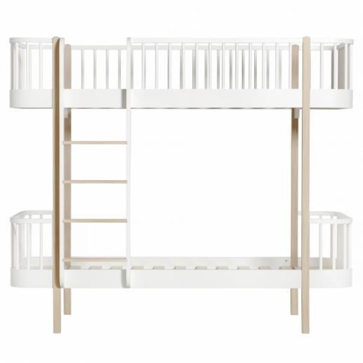 Oliver Furniture Etagenbett Wood Eiche