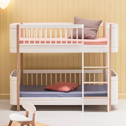 Oliver Furniture Etagenbett Wood Mini+