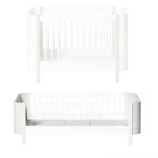 Oliver Furniture Geschwisterset - Ergänzung für das Mini+ Babybett