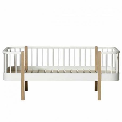 Oliver Furniture Junior Bettsofa Wood Eiche