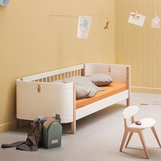 Oliver Furniture Juniorbett Wood Mini+ 70 x 160 cm