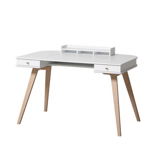 Oliver Furniture Schreibtisch Wood hoch