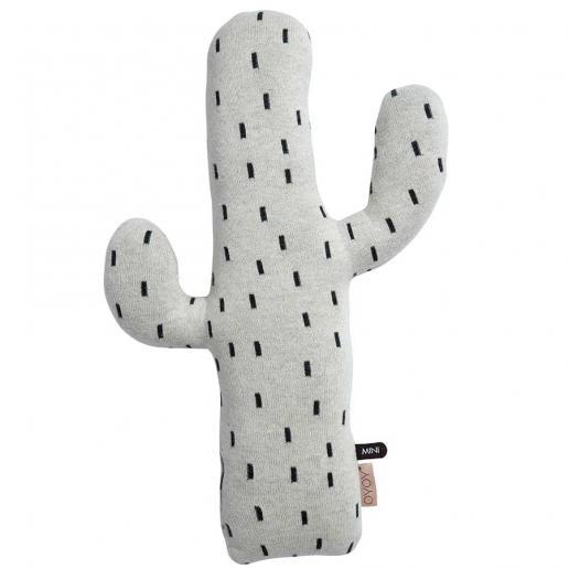 OYOY Kissen Kaktus weiß