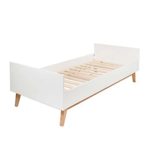 Quax Kinder- und Jugendbett Trendy Weiß