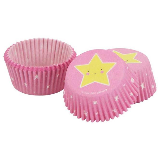 A little lovely company Cupcake Förmchen Einhorn