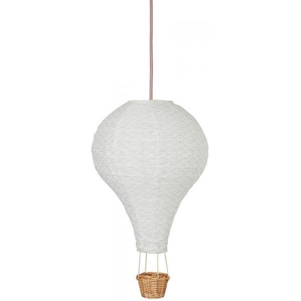 CamCam Hängelampe Heißluftballon Grey Wave