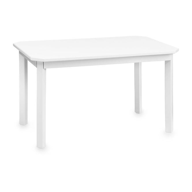 CamCam Kindertisch Harlequin Weiß