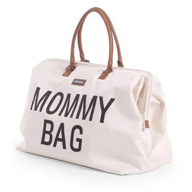 Childhome Wickeltasche Mommy Bag Altweiß