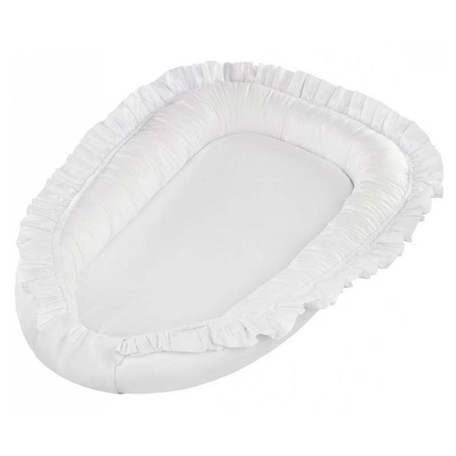 Cotton & Sweets Baby Nest Weiß