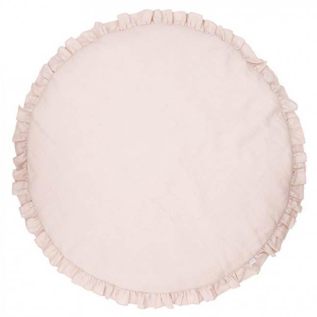 Cotton & Sweets Spielmatte Krabbeldecke Altrosa