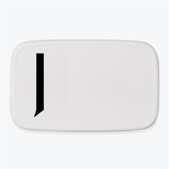 Design Letters Lunch Box J