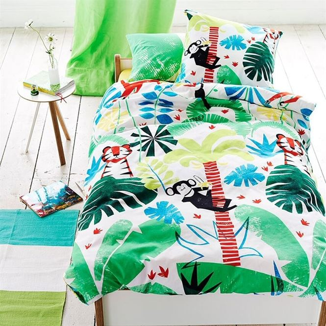 designers guild bettw sche jungle playtime kinderzimmerhaus. Black Bedroom Furniture Sets. Home Design Ideas