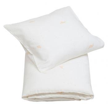 Fabelab Kinderbettwäsche 140 x 200 cm Alisan | Kinderzimmer > Textilien für Kinder > Kinderbettwäsche | Weiß