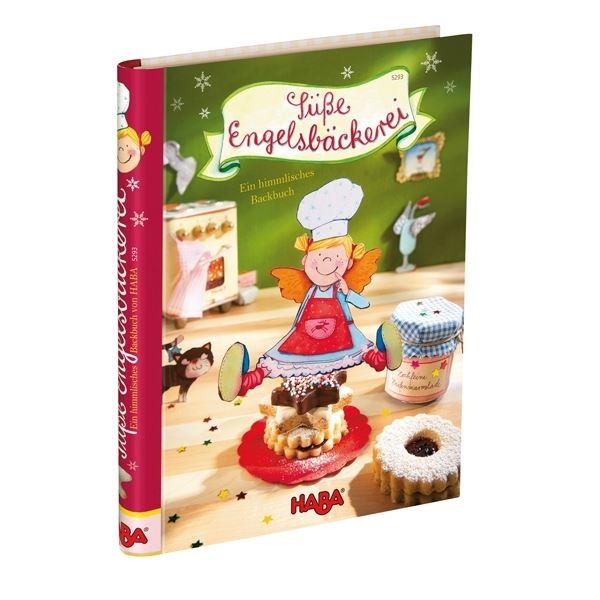 Haba Kinderbackbuch Süße Engelsbäckerei