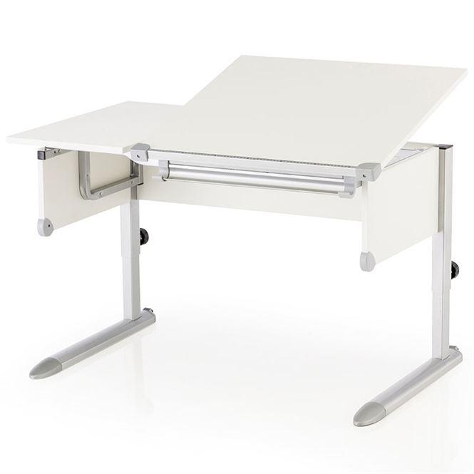 Kinderschreibtisch kettler  Kinderschreibtisch Comfort II Weiß - Kettler Schreibtisch