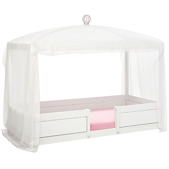 LifeTime Betthimmel für 4 in 1 Kinderbett Weiß