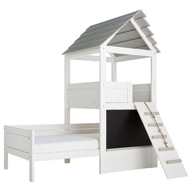 LifeTime Kinderbett mit Spielturm