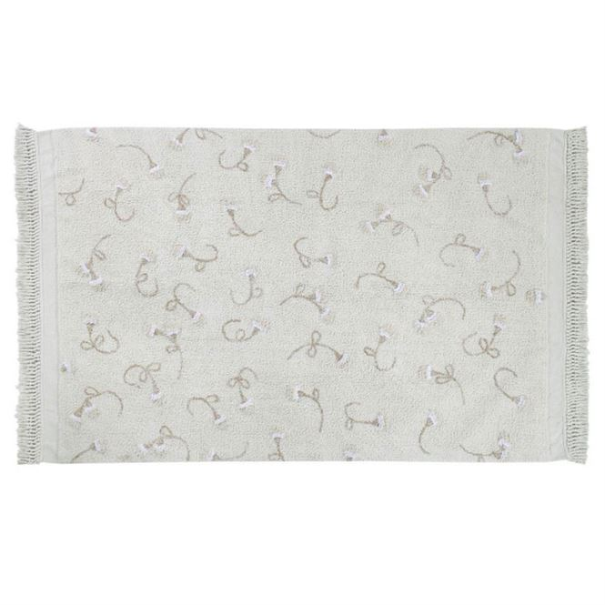 Lorena Canals Teppich English Garden Ivory