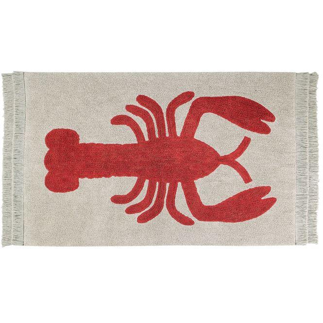 Lorena Canals Teppich Lobster