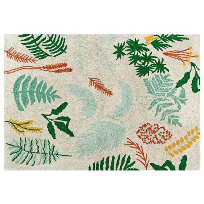 Lorena Canals Waschbarer Teppich Botanic Plants