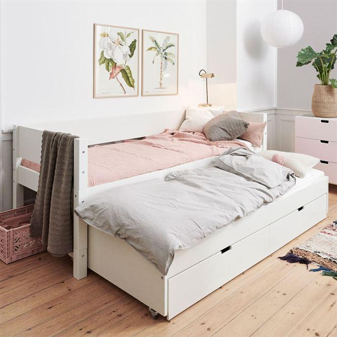 Manis-h Kinderbett Luna Weiß