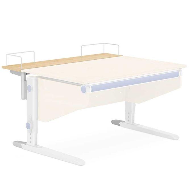 Moll Multi Deck Compact für Schreibtisch Winner Compact Ahorn