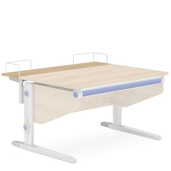 Moll Multi Deck Compact für Schreibtisch Winner Compact Eiche