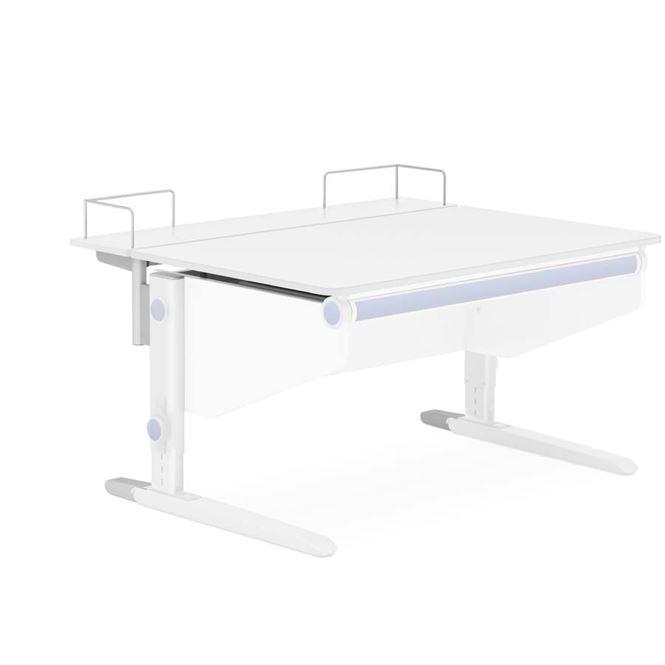 Moll Multi Deck Compact für Schreibtisch Winner Compact Weiß