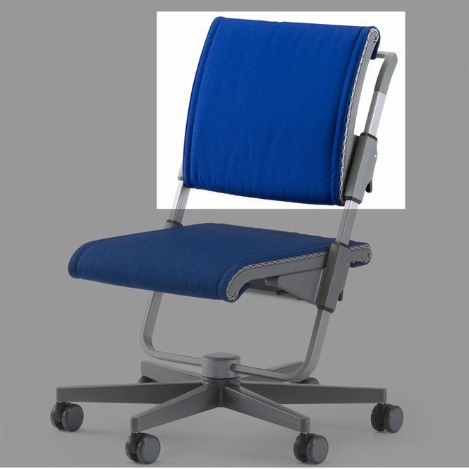 Moll Scooter Rückenkissen Blau