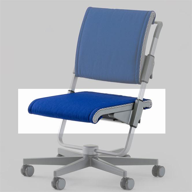 Moll Scooter Sitzkissen Blau
