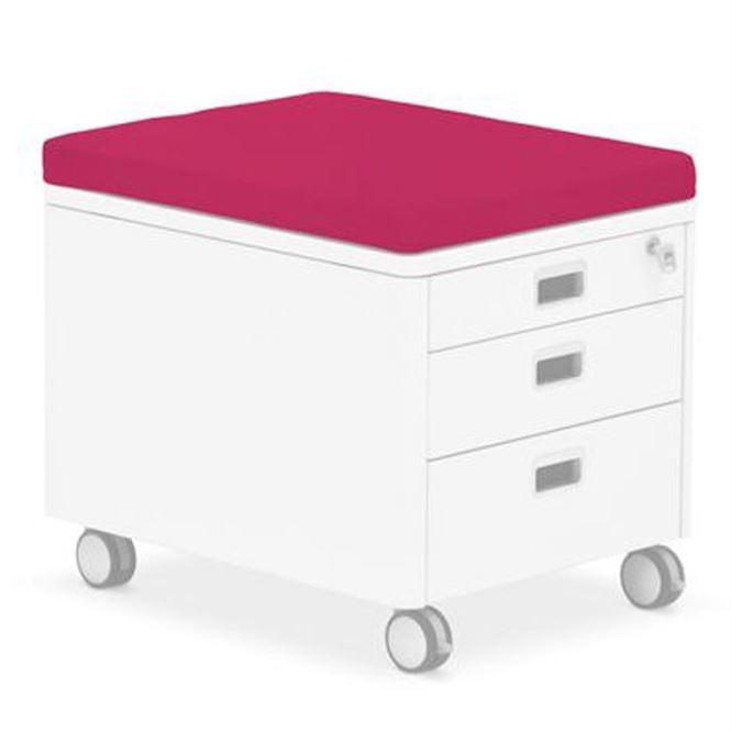 Moll Sitzpolster Pad Pink