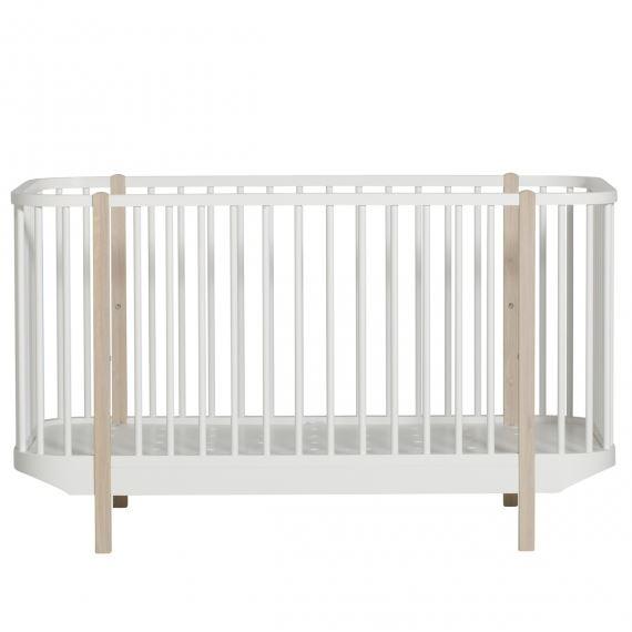 Oliver Furniture Babybett Wood Eiche | Kinderzimmerhaus