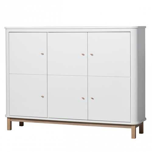 Oliver Furniture Sideboard Multi-Schrank Wood