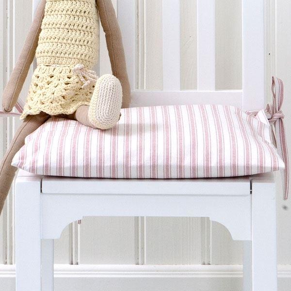 Oliver furniture Stuhlkissen rosa