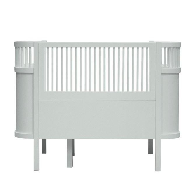 Sebra Bett Baby und Junior Mintgrün