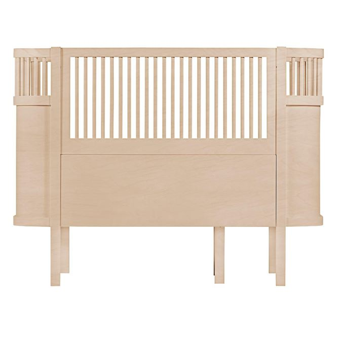 Sebra Bett Baby und Junior Wooden Edition