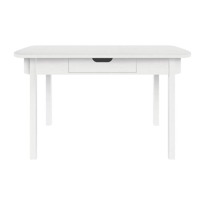Sebra Schreibtisch Weiß